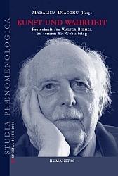 Diaconu M. (ed.) (2003), Kunst und Wahrheit, Festschrift fur Walter Biemel zu seinem 85. Geburtstag